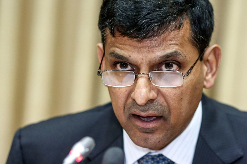Raghuram Rajan Takes Charge As Governor of The Reserve Bank of India